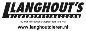 Dierenspeciaalzaak Langhout Hilversum logo